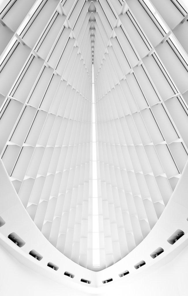 Milwaukee Art Museum - Abstract © Angie McMonigal Photography