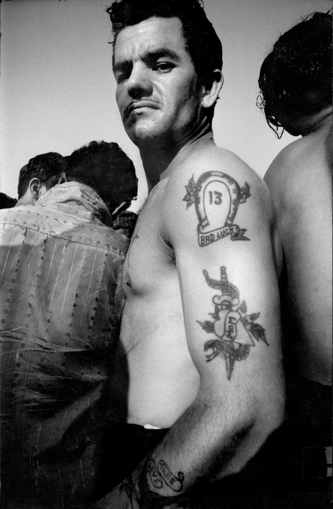 Bad Luck Mom Tattoo © Harold Feinstein