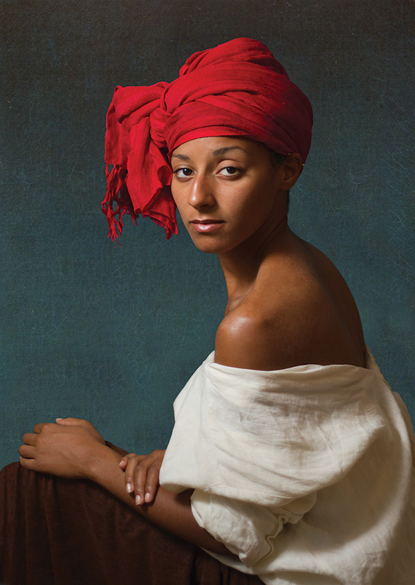 Ode to Amans' Creole in a Red Headdress,Kleinveld andJulien