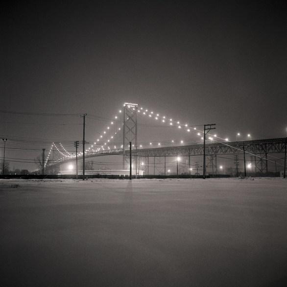 Ambassador Bridge @ Bill Schwab