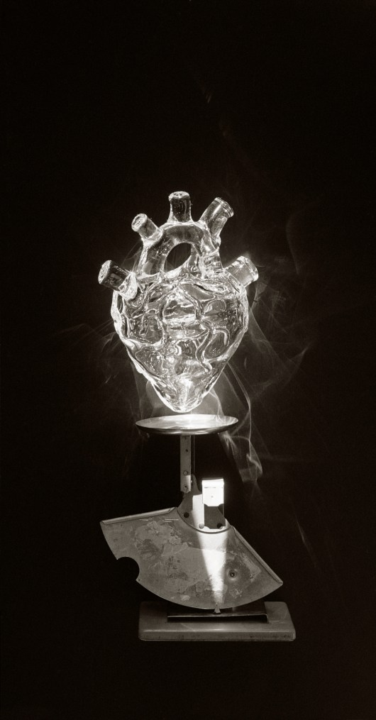 Weighing the Heart 3 © Julie Meridian