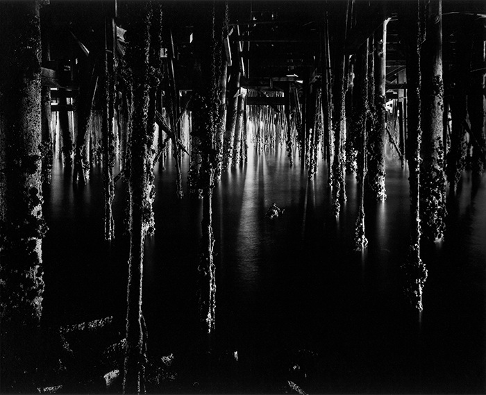 Under Monterey Wharf Wynn Bullock© Bullock Family Photography, LLC