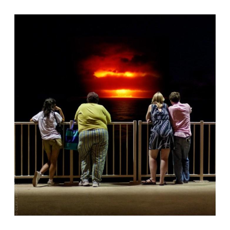 Atomic Overlook © Clay Lipsky