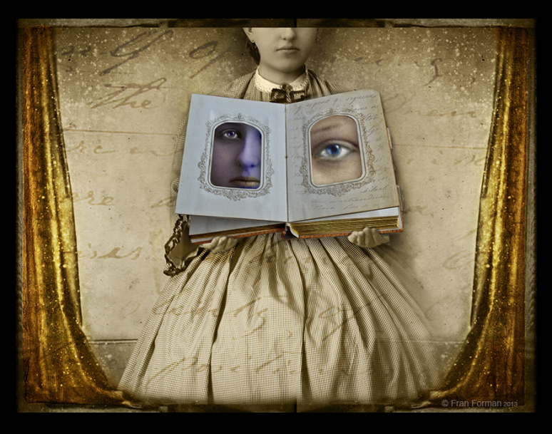 Book of Eyes ©Fran Forman
