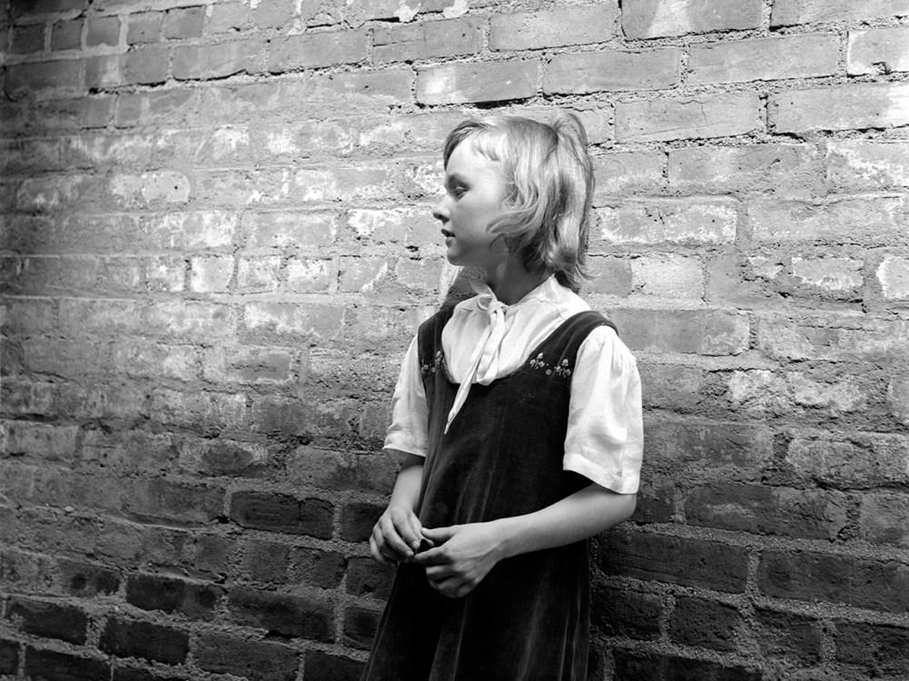 Young Girl, 1949 © Martin Elkort