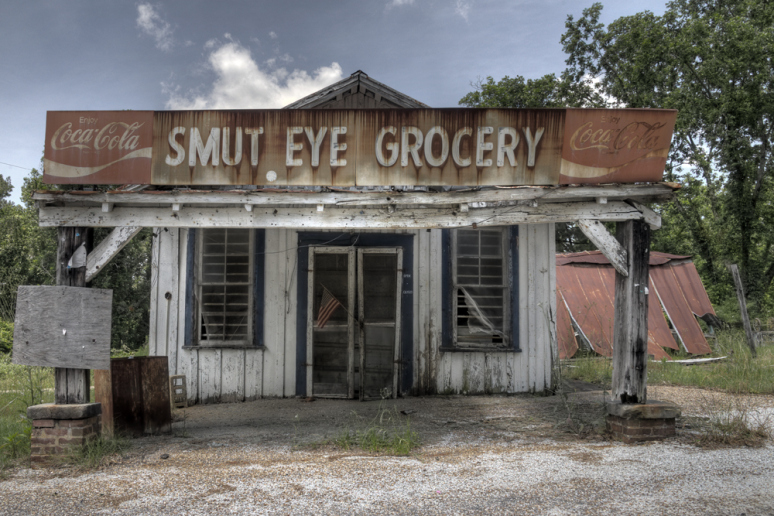 Smut Eye © Vicki Hunt