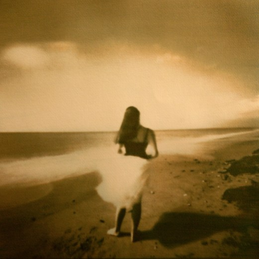 Girl on Beach © Diana Bloomfield