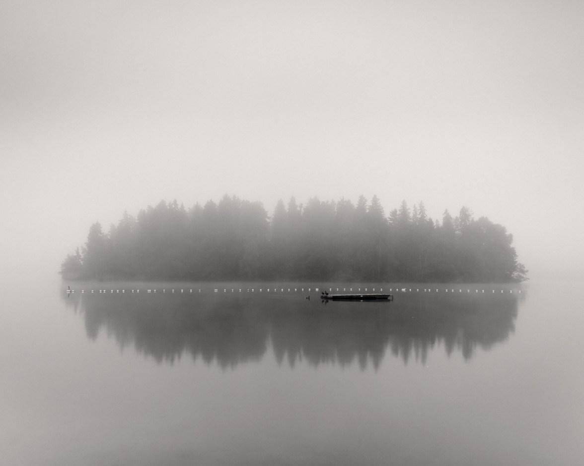 Autumn Mist,2013, © Frang Dushaj