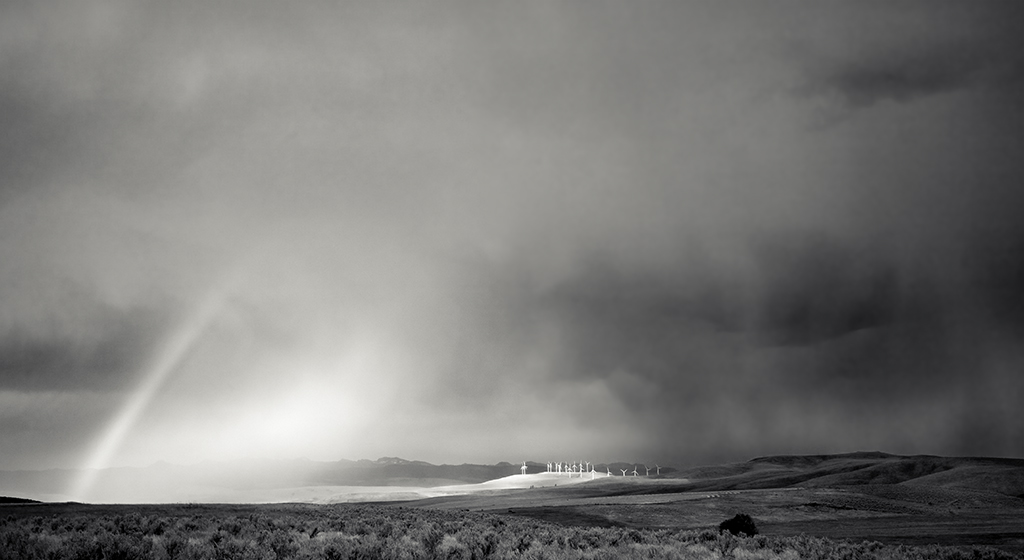 Windmills, Utah 2013 © Matthew Vogt