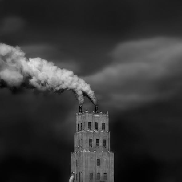 Smokestacks © Robert Moran