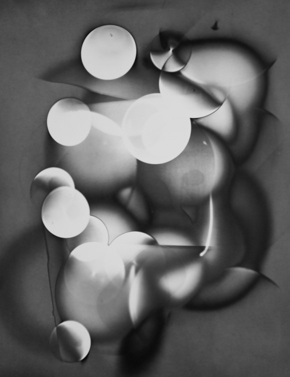 Luminogram Study #121 © Michael Jackson