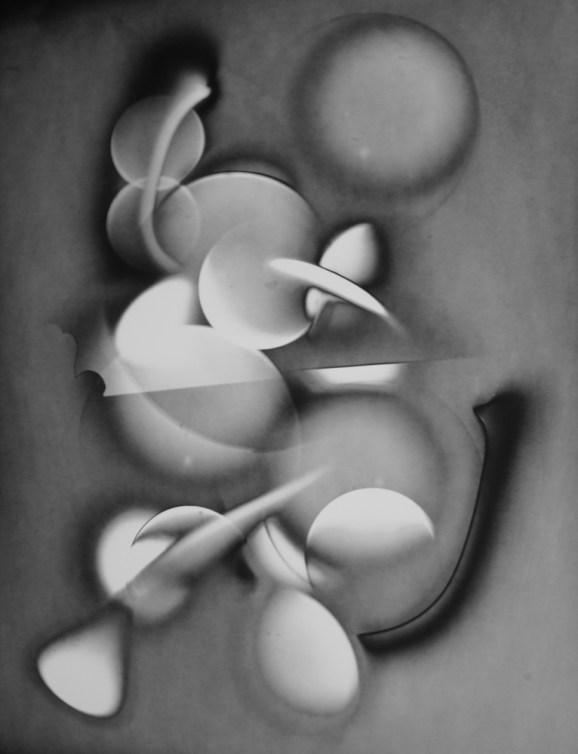 Luminogram Study #118© Michael Jackson