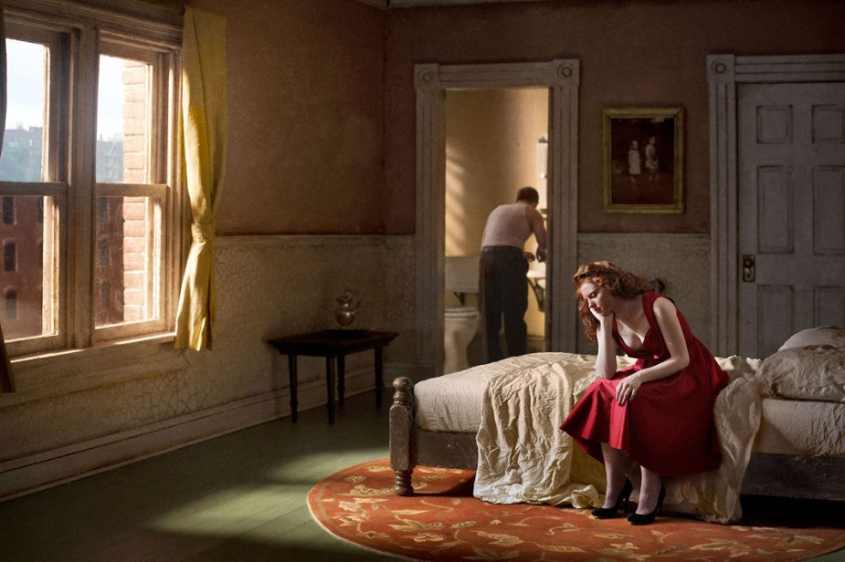Pink Bedroom Daydream © Richard Tuschman