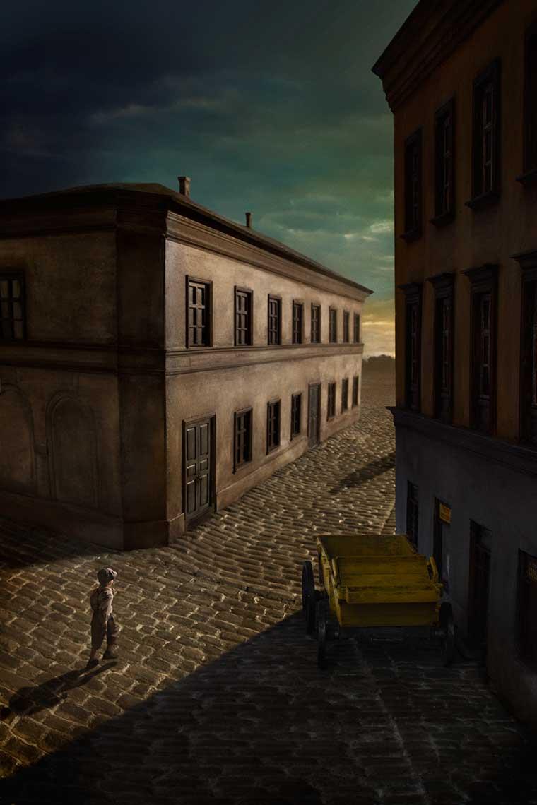 Mystery Street © Richard Tuschman