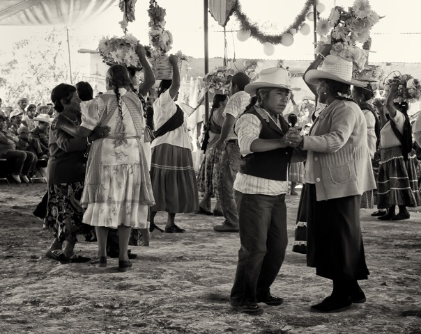 The Men Are in El Norte © Judith Haden