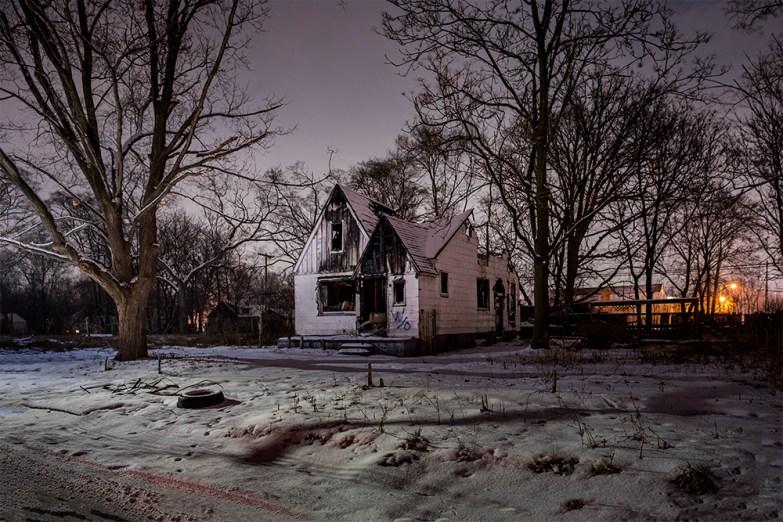 Blackstone Street © Bill Schwab