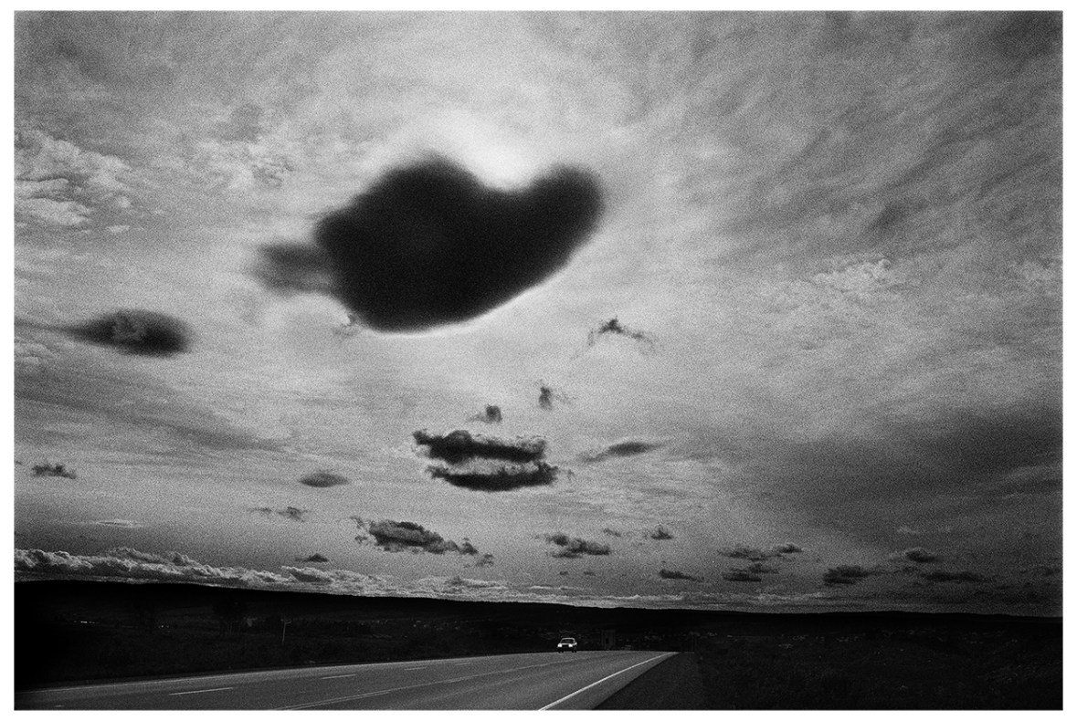 Cloud © John Loengard