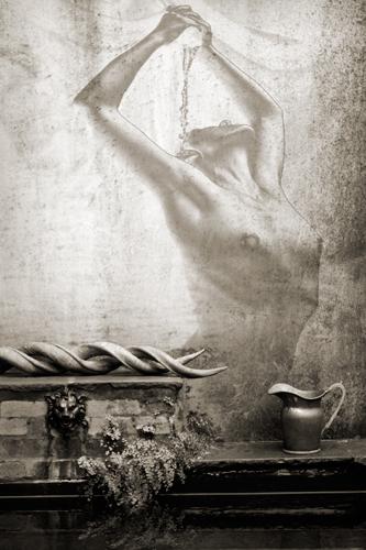 Fountain Eros © Mark Nelson,Gravure