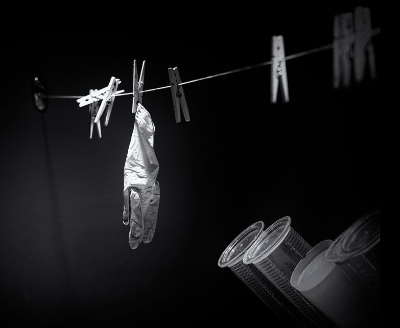 Jane Olin's Darkroom © J.Rosenthal