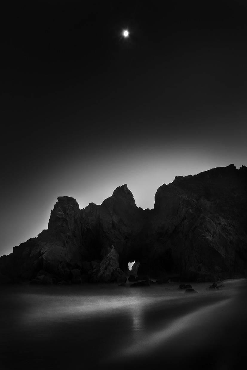 Portal and Moon © Aryan Chappell