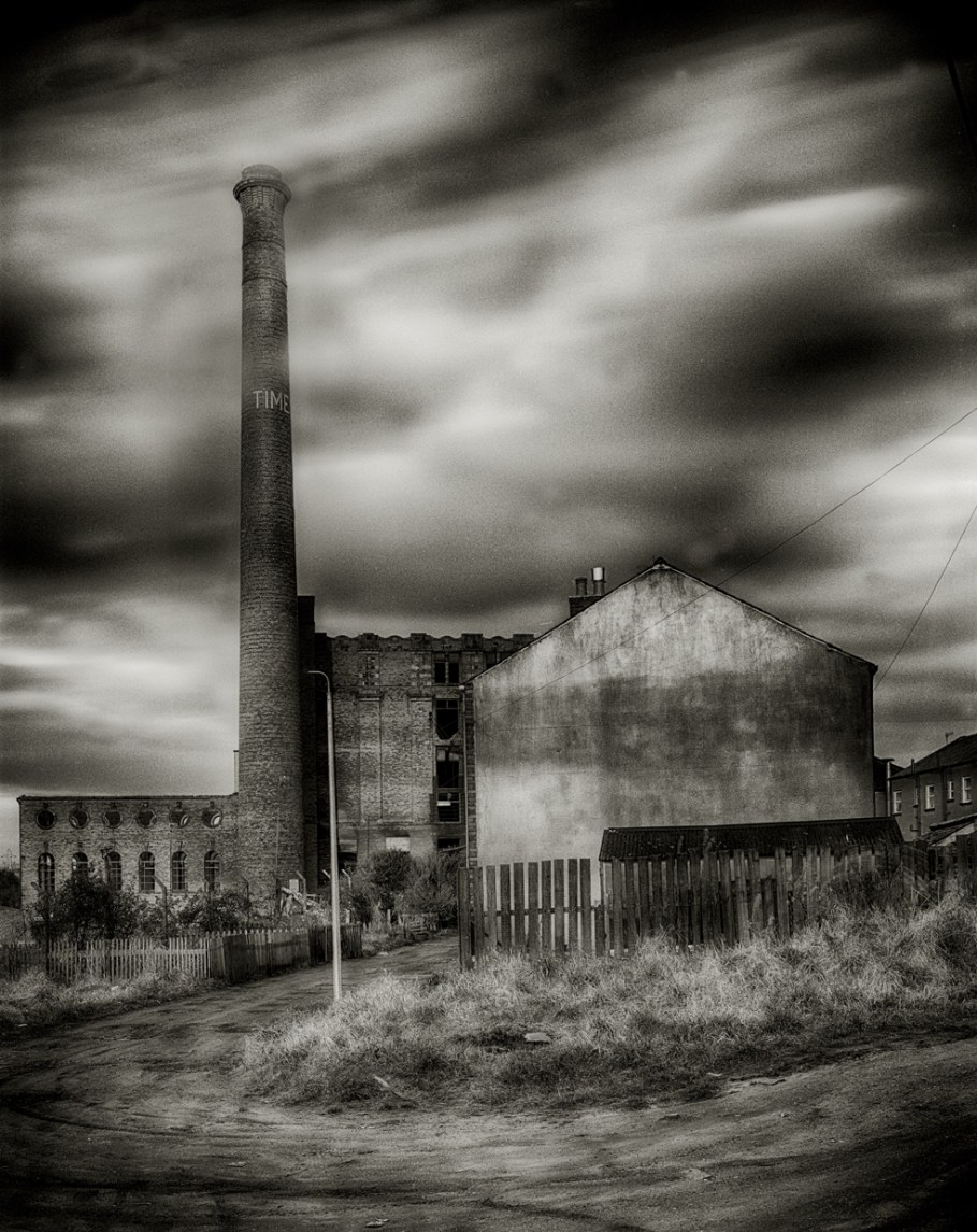 Time, Northern England © John Claridge