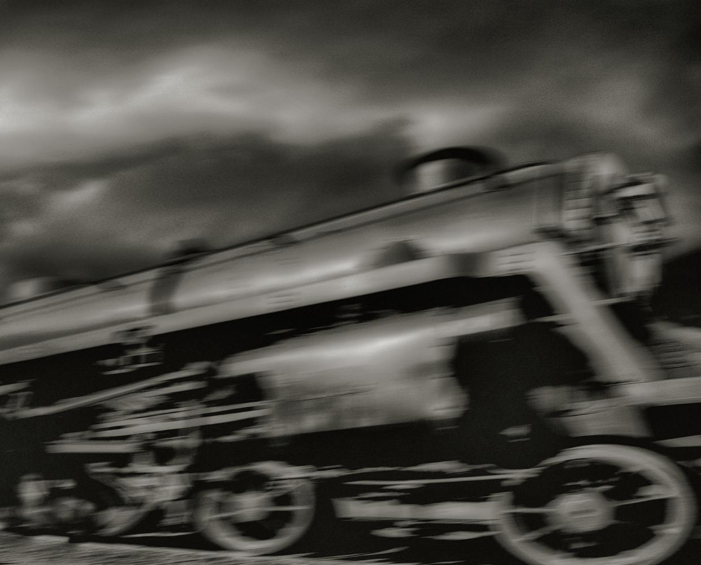 The Wild Train © John Claridge