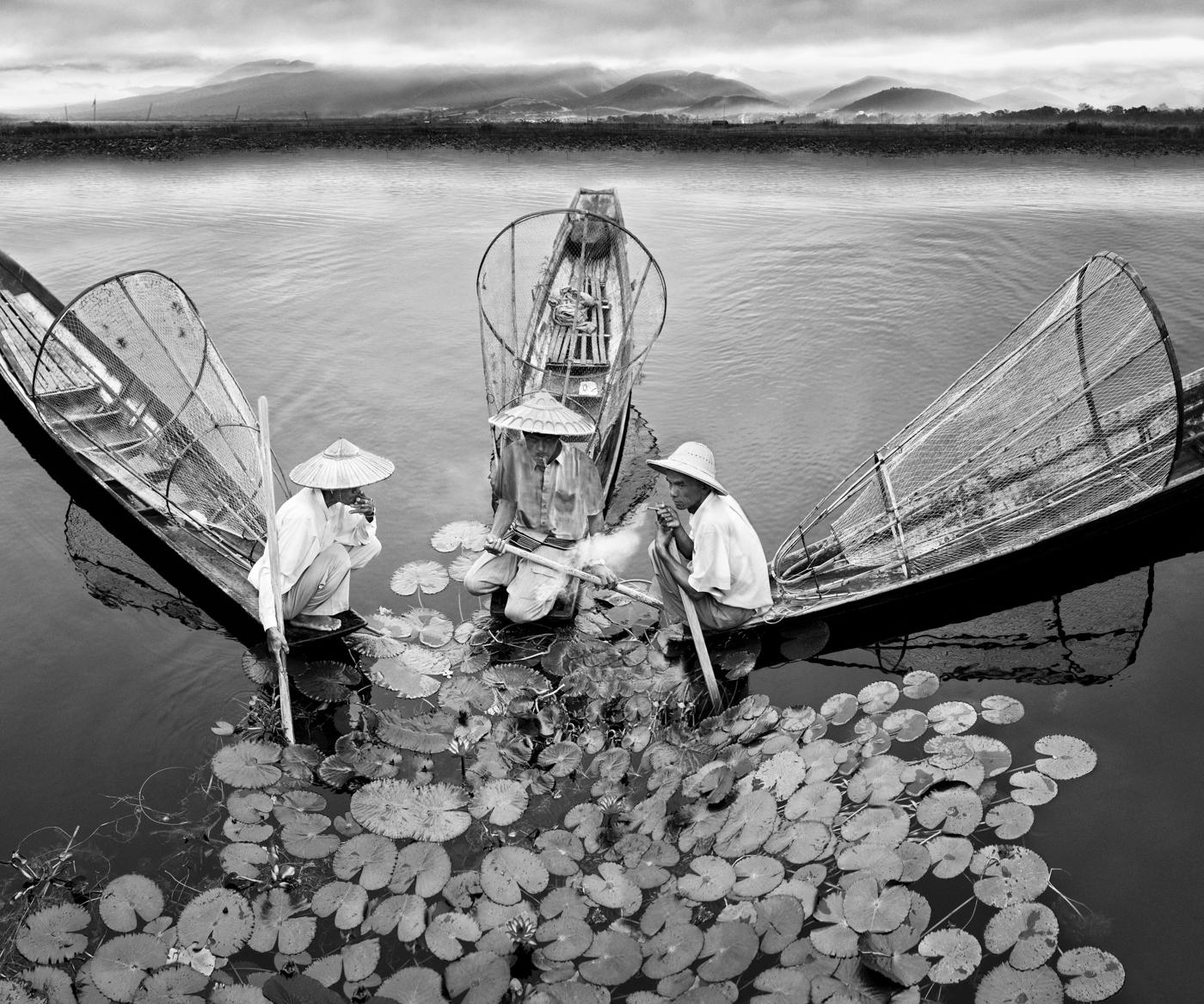 Fishing Break © Oliver Klink