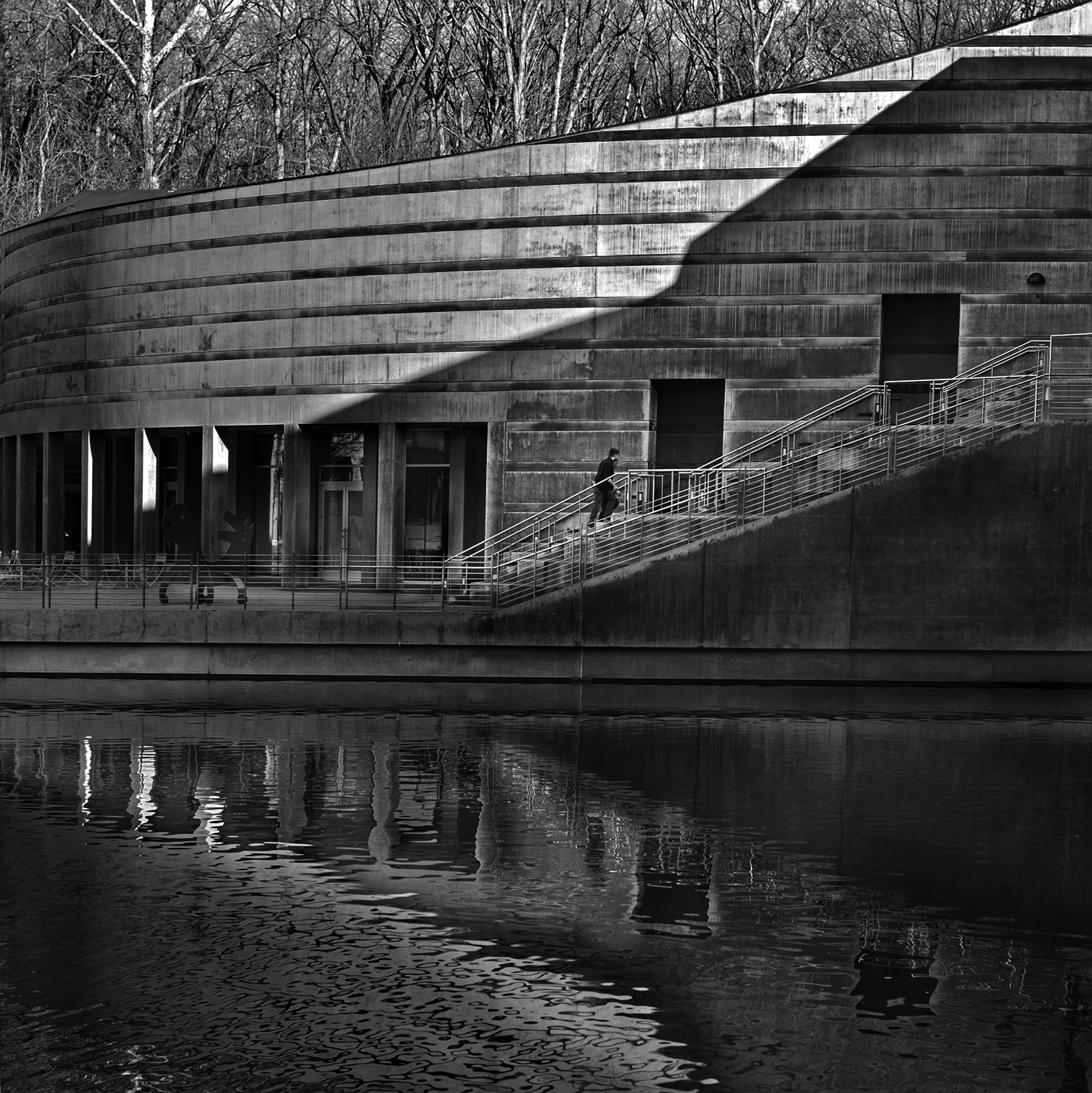 Envelopment No. 4 Crystal Bridges © Norm Snyder