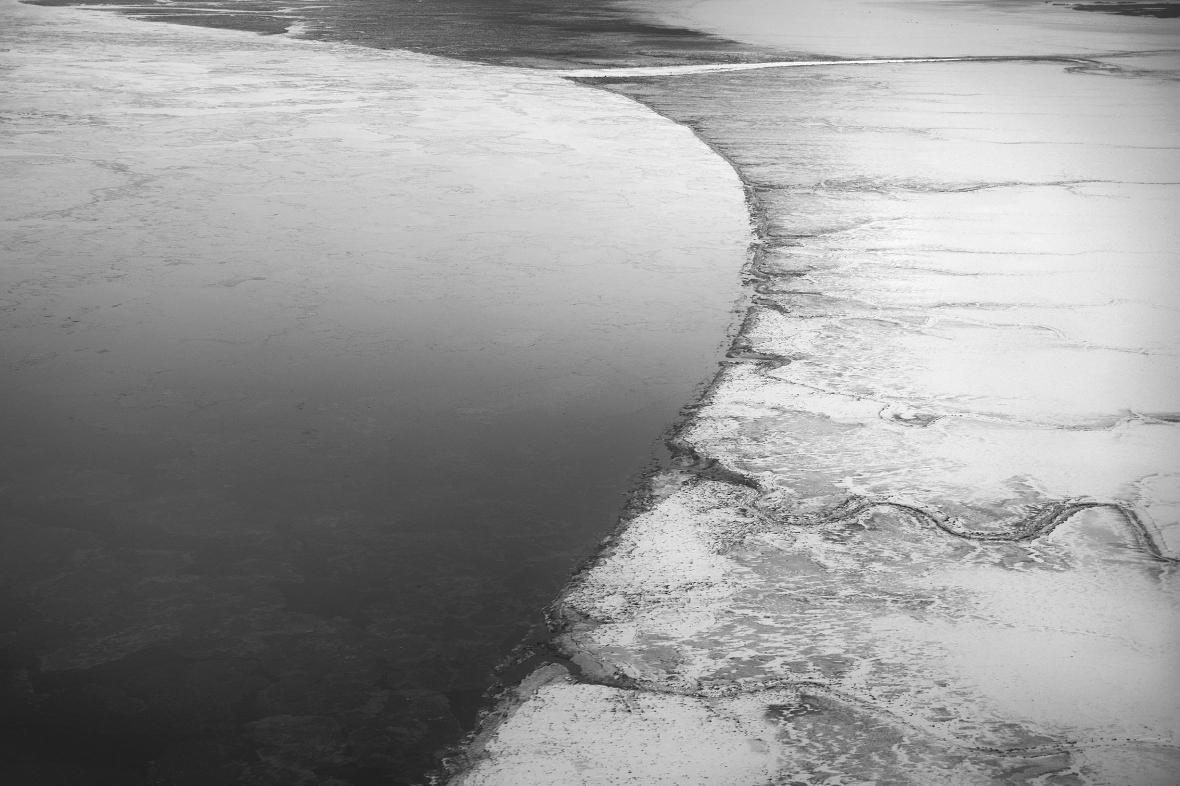 Vanishing Arctic Ice © Joanne Teasdale