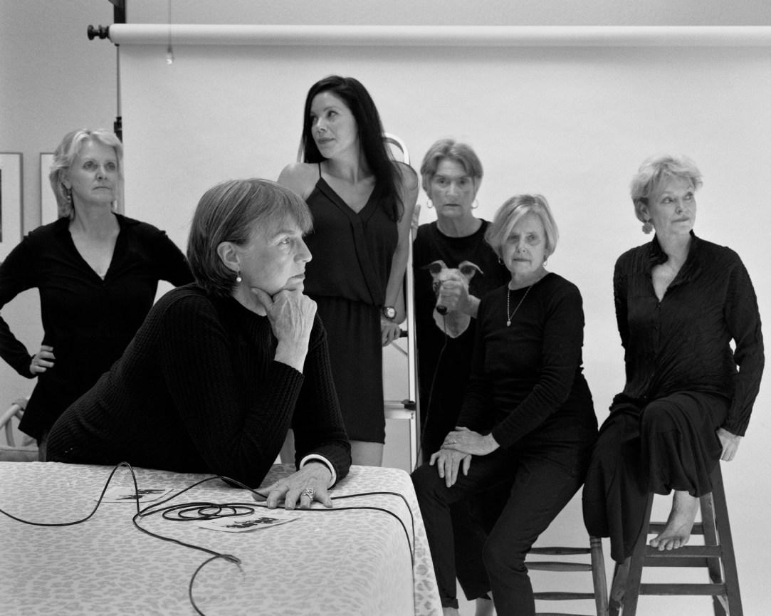 Salon Jane © Martha Casanave