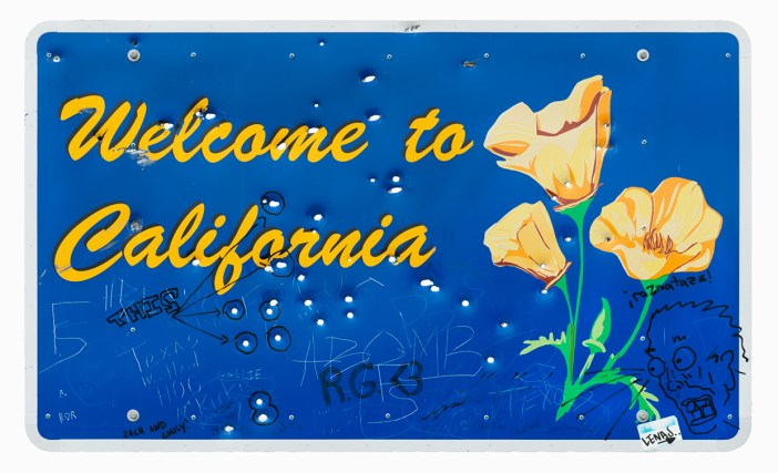 Welcome toCalifornia