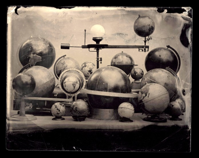 Globe Collection © Susan Bryant