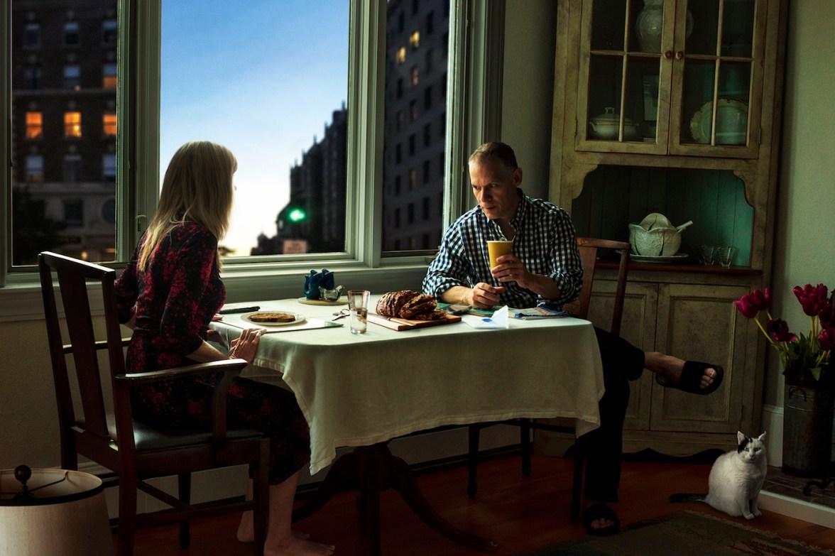 The Conversation © Francisco Diaz & Deb Young