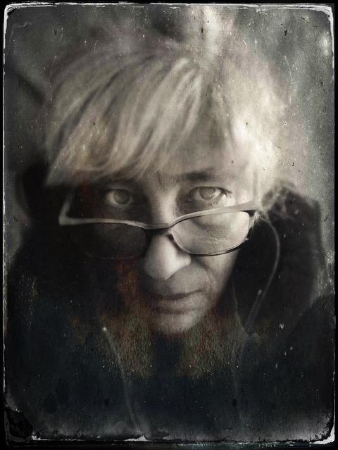 self portrait @70 © K.K. DePaul