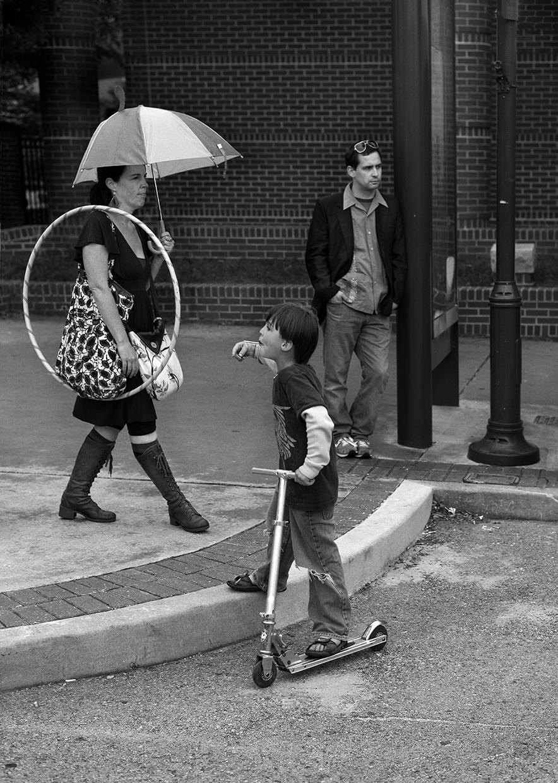 Hula Hoop © Norm Snyder