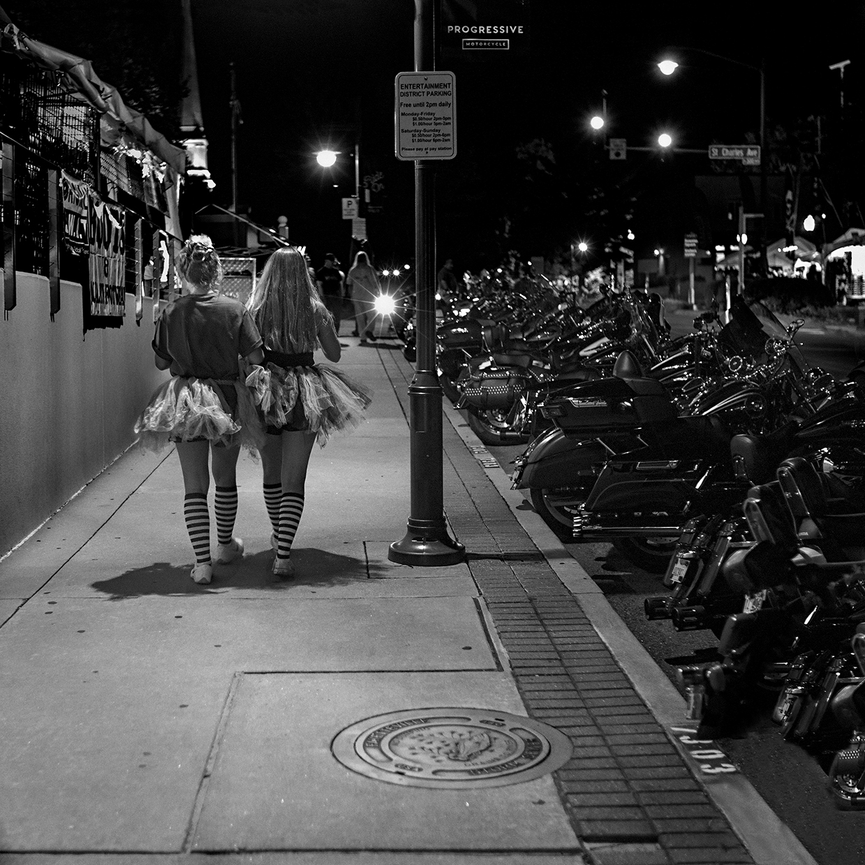 Two Tutus © Norm Snyder