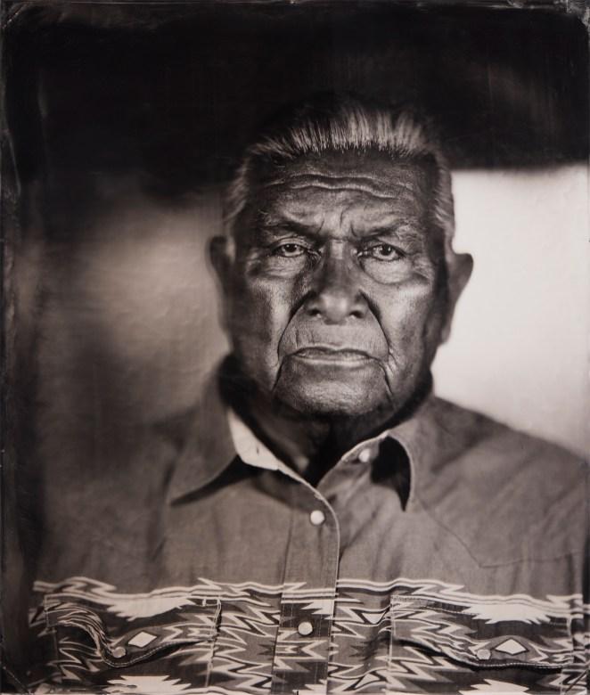 Last Speaker of Kawaiisu © Paul Adams