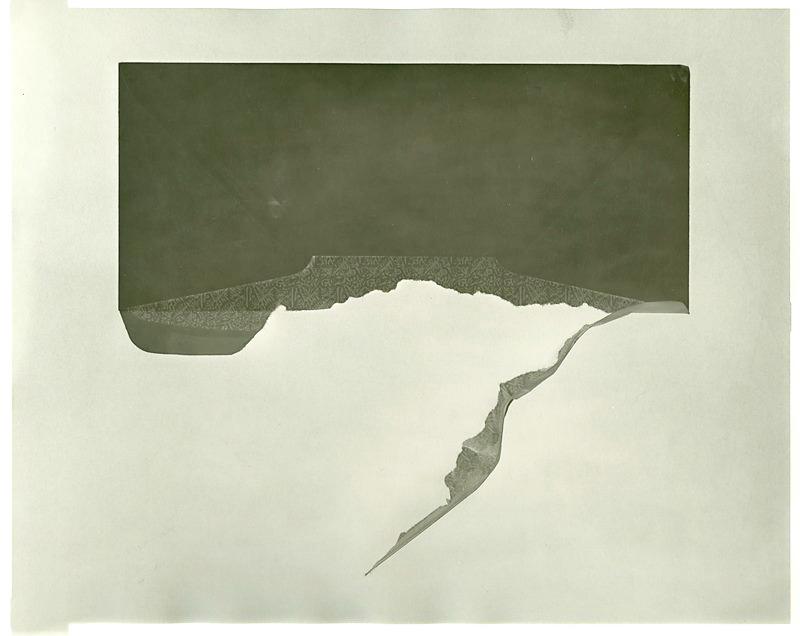 Paper Negative ©Denis Roussel