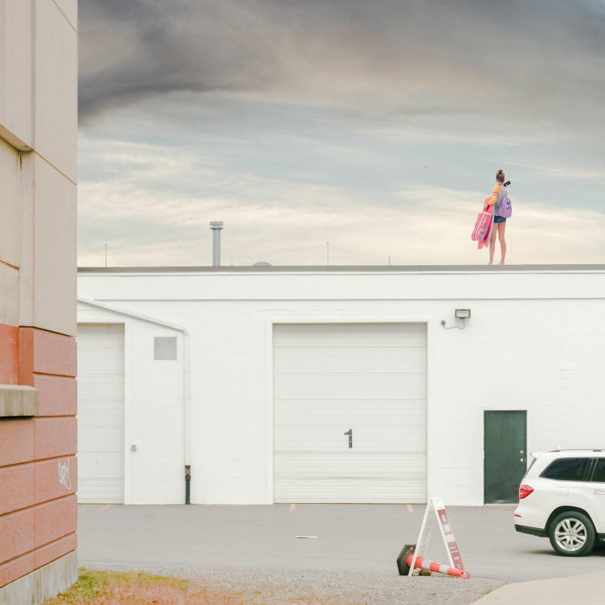 Grey Skies © Diana Cheren Nygren