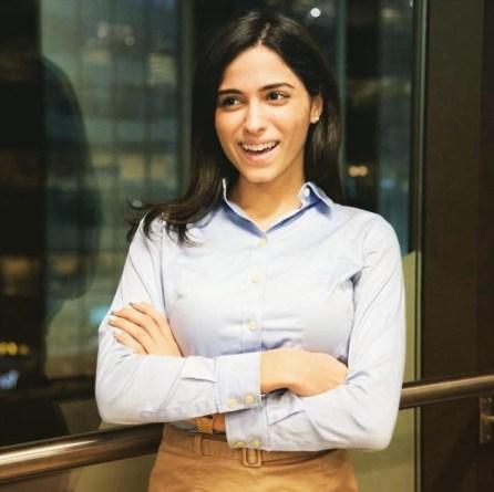 Chantelle Samavarchian, VP of Finance