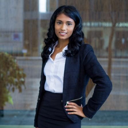 Felicia Singh, VP of Events