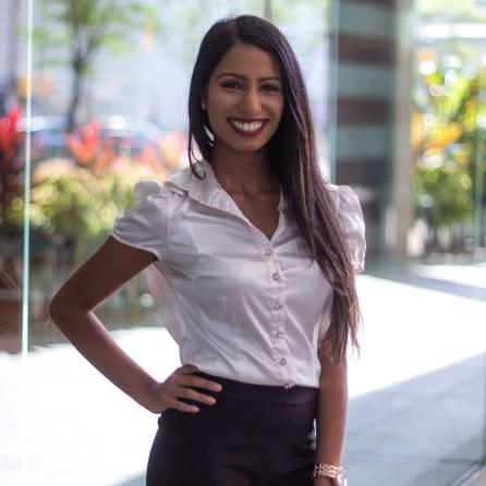 Meliny Gangatharan, VP of Human Resource