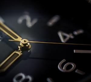 clock timezone
