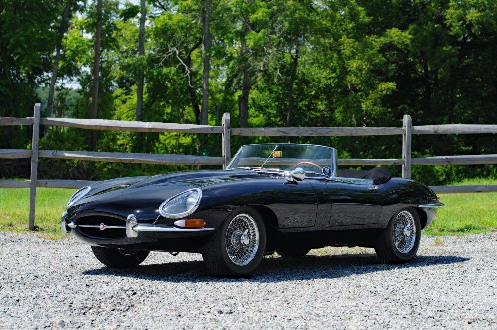 medium resolution of used 1967 jaguar xke roadster