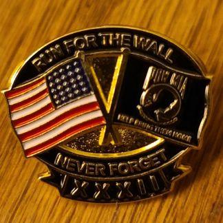 XXXII RFTW Pin