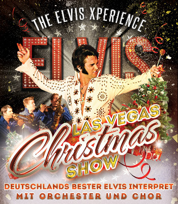 RGV_THE LAS VEGAS CHRISTMAS SHOW-THE ELVIS XPERIENCE