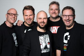 Konzerte wise guys 2018
