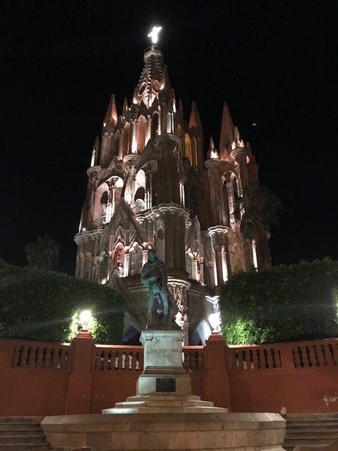 Église La Parroquia