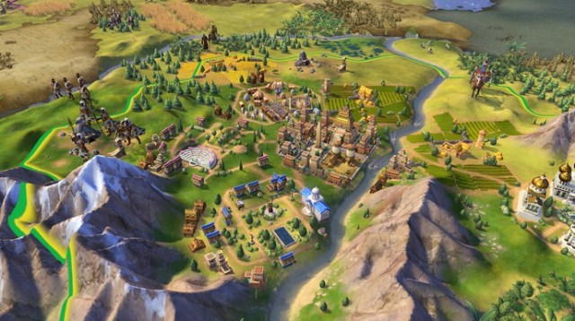 Sid Meiers Civilization VI Rise and Fall Gameplay