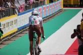 2011 arrivée dernière étape à Milan